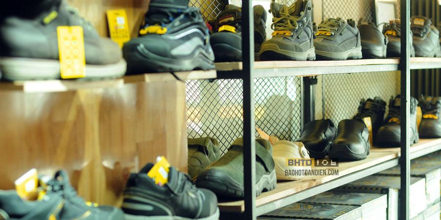 Bảo hộ toàn diện - Hệ thống giày và thiết bị bảo hộ lao động chính hãng