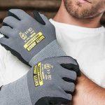 Tìm hiểu về chất liệu của găng tay bảo hộ lao động