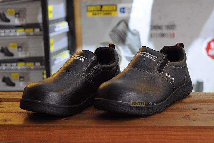 Giày bảo hộ siêu nhẹ Nhật Bản Takumi TSh225 đi bếp
