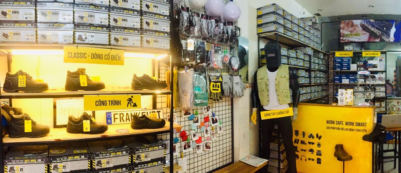Bảo hộ toàn diện - cửa hàng bán đồ bảo hộ lao động uy tín tại HCM