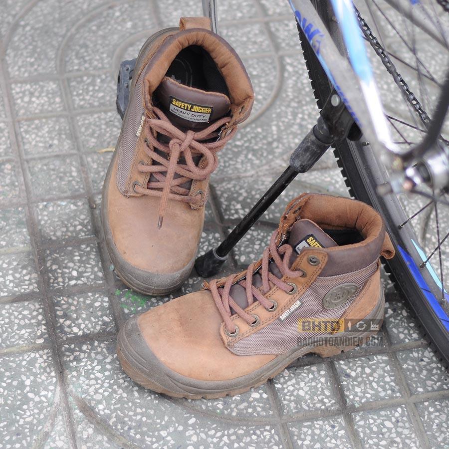Giày bảo hộ cao cổ Safety Jogger Dakar