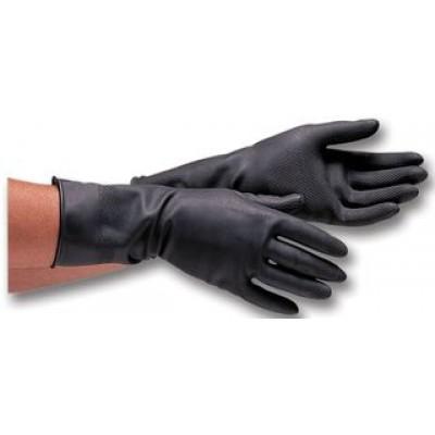 Găng tay cao su chịu Axit