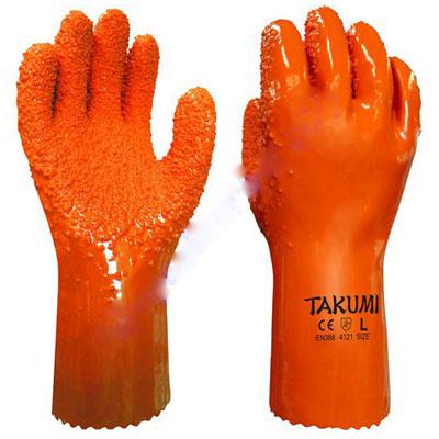 Găng tay chống dầu Takumi PVC-500