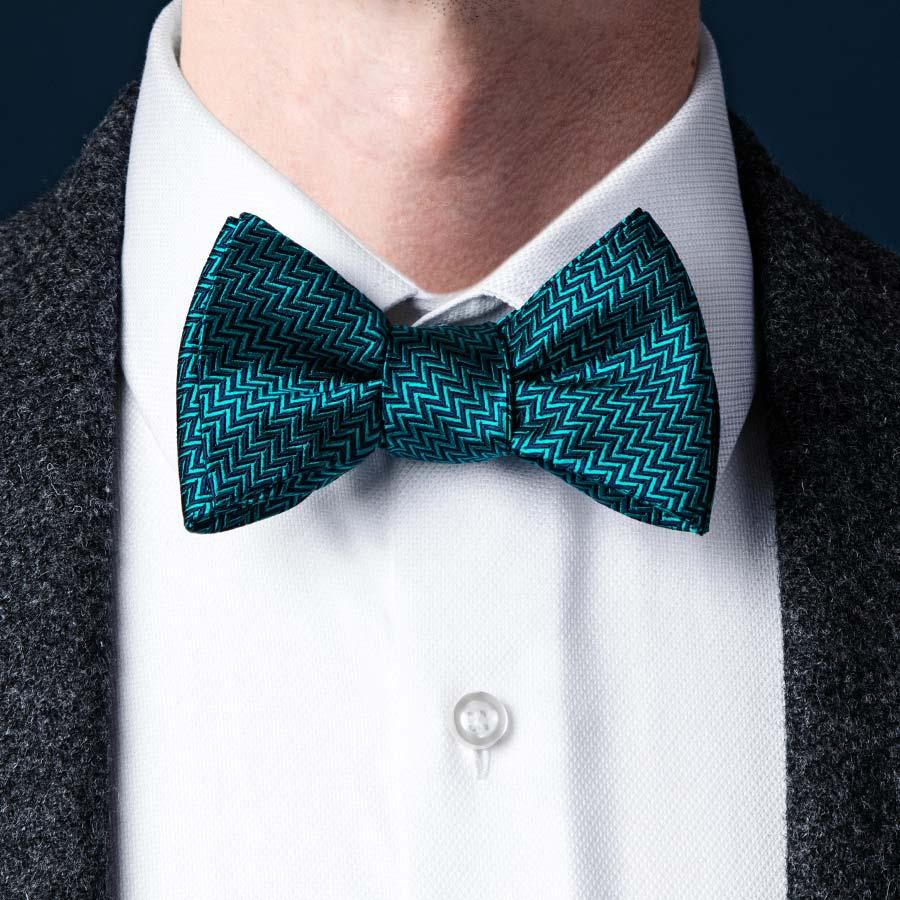 thắt cà vạt kiểu Bow tie
