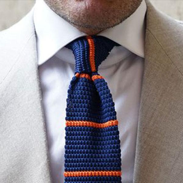 thắt cà vạt kiểu Nicky