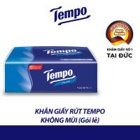 Gói khăn giấy rút Tempo không mùi