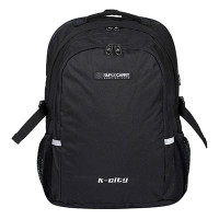 Balo Simple Carry K - CITY BLACK