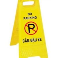 Biển báo cấm đỗ xe Bảo Bình