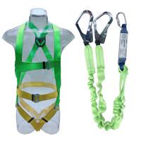 Bộ dây đai toàn thân chống sốc 2 móc thép Everest