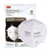 Khẩu trang 3M 9502+ KN95 (túi 50 cái)