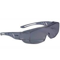 Kính bảo hộ bọc kính cận Bolle Lightweight đen