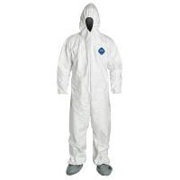 Bộ quần áo chống hóa chất Dupont Tyvek