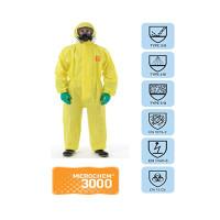 Quần áo chống hóa chất AlphaTec 3000