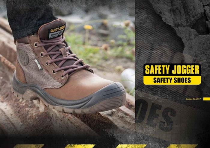 Da giày Dakar được phủ thêm 1 lớp PUđể tạo độ lì, một phần tăng khả năng chống nước, chống bẩn nhưng hơn hết là tạo vẻ ngoài cực chất, cực ngầu và bụi bặm. Ành: Safety Jogger Cataloge