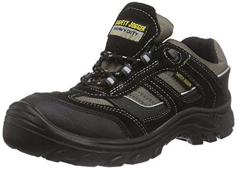 cận cảnh giày bảo hộ Safety Jogger Jumper S3 SRC