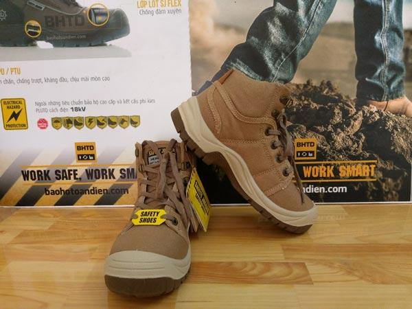 giày bảo hộ thời trangJogger Desert