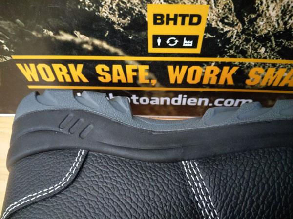 Giày bảo hộ Safety Jogger BESTBOY S3 sử dụng đế giày Dual Density PU